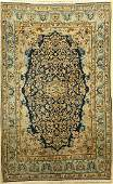 Qum , Persia, approx. 60 years, wool with silk