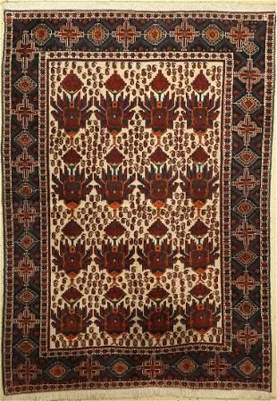 Afshar old, Persia, around 1950, wool on cotton