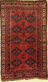 Luri old Persia around 1930 wool on wool approx