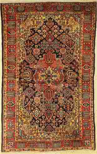 Saruk Mahal, Persia, around 1930, wool on cotton