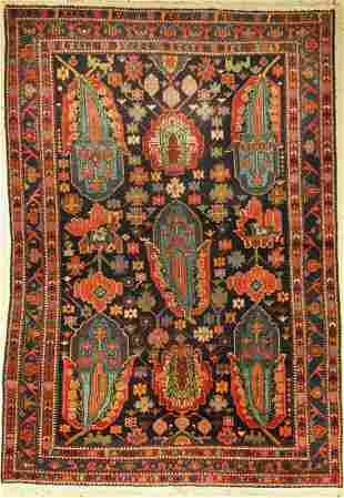 Bakhtiar old, Persia, around 1930/1940, wool on cotton