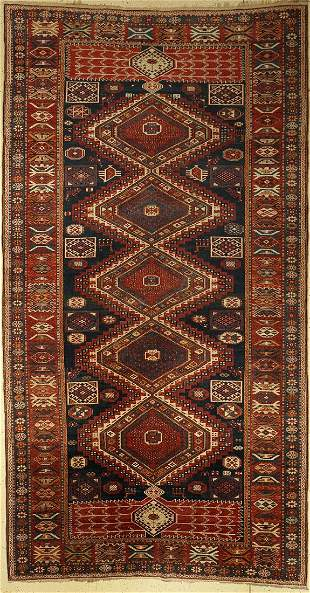 Large antique Shirvan, East Caucasus, end of the 19th