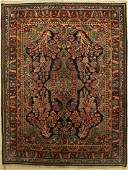 Saruk Mahal Persia around 1950 wool on cotton