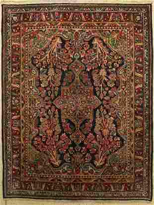 Saruk Mahal, Persia, around 1950, wool on cotton