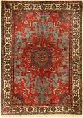 Fine Tafresh old, Persia, around 1930/1940, wool on