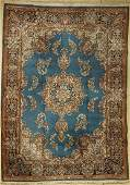 Kirman old, Persia, approx. 40 years, wool on cotton