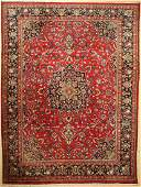 Mashad old signed, (Pur Rang), Persia, approx.50 years