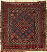 Bahktriar Sofreh antique, Persia, around 1920,wool on