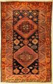 Lori Bakhtiar old, Persia, around 1940, wool on cotton