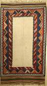 Ghashgai kilim old Persia around 1940 wool on wool