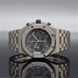 AUDEMARS PIGUET 'The Beast' chronograph Royal Oak