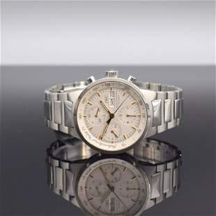 IWC GST gents wristwatch with chronograph