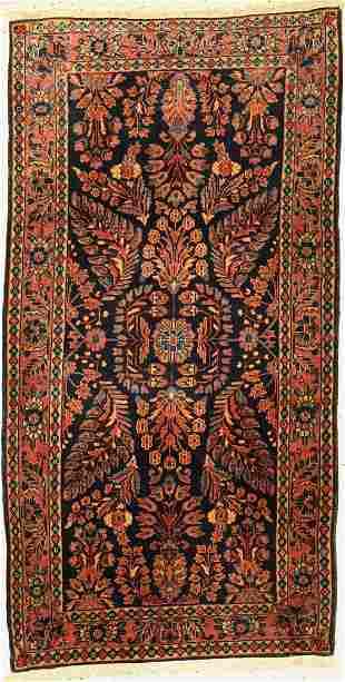 Saruk Mohajeran fine antique, Persia, around 1920, wool