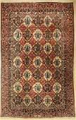 Bakhtiar old, Persia, around 1950, wool on cotton