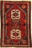 Ghashgai old, Persia, around 1940, wool on wool
