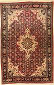 Bidjar fine old, Persia, around 1960, wool on cotton