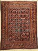 Afshar old, Persia, around 1930, wool on cotton