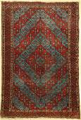 Malayer antique, Persia, around 1900, wool on cotton
