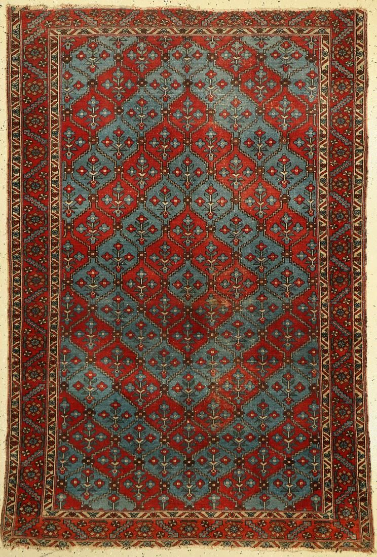 Malayer antique, Persia, around 1900, wool on cotton