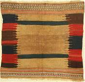 Kamo Sofreh antique, Persia, around 1930, woolon wool