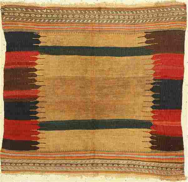 Kamo Sofreh antique, Persia, around 1930, woolon wool