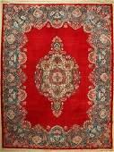 Kirman old, Persia, around 1950, wool on cotton