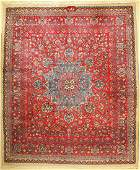 Mashad old signed (Saber), Persia, around 1950, wool