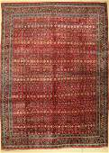 Bidjar old, Persia, around 1940, wool on cotton