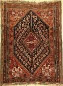 Ghashgai old, Persia, around 1930, wool on wool
