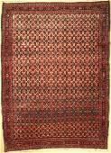 Bidjar old, Persia, around 1960, wool, approx.363 x 271