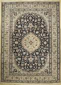 Nain, Persia, approx. 50 years, wool on cotton