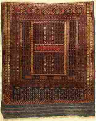 Saryk Engsi antique, Turkmenistan, late 19th century