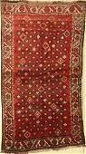 Khorasan Kordi old, Persia, around 1930, wool on wool