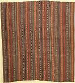 Djajim old, Persia, around 1940, wool on wool,approx.