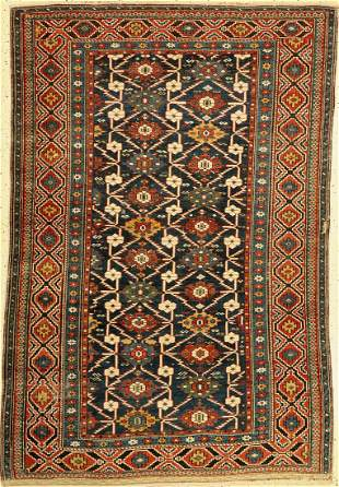 Shirvan antique, Caucasus, late 19th century, wool on