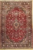 Kashan silk antique, Persia, around 1910, pure natural