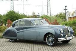 1962 Jaguar MK VII Limousine