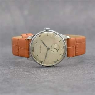 NICOLET WATCH gents wristwatch, Switzerland 1940`s