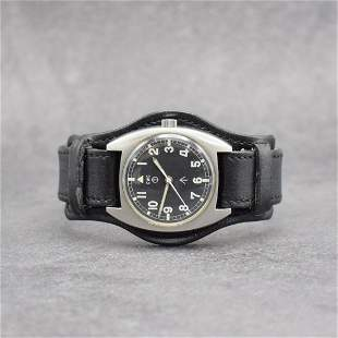 CWC military watch of the British Forces