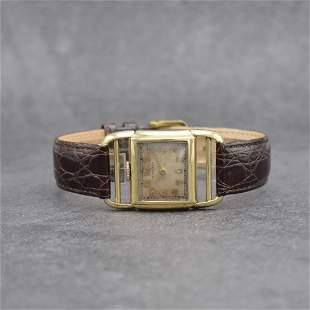HAMILTON Contour gents Driver´s wristwatch