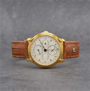 MAURICE LACROIX Regulateur gents wristwatch