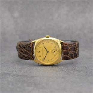 IWC early 18k yellow gold wristwatch