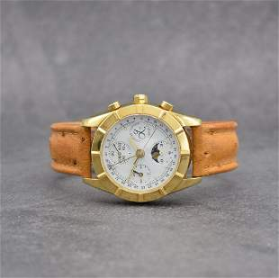 CHRISTIAN LIPPUNER rare & limited 18k gold wristwatch