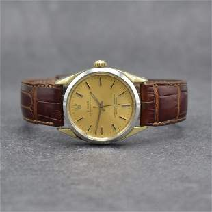 ROLEX Oyster Perpetual gents wristwatch