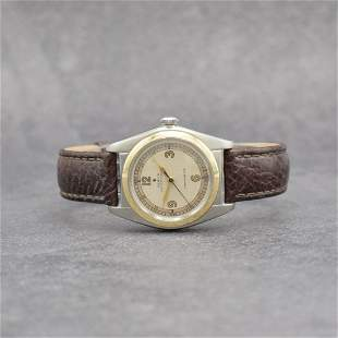 ROLEX chronometer gents wristwatch Oyster Perpetual