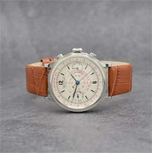 EBERHARD & Co calibre 1600 very nice big chronograph