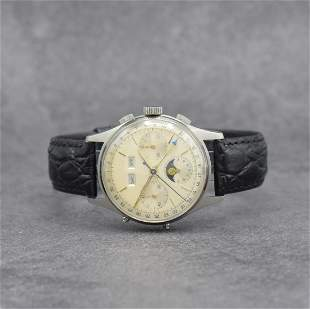 VALJOUX 88 nearly mint chronograph with calendar
