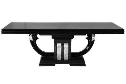 Conference table, France, in the style of Art Deco