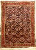 Bidjar old, Persia, around 1950, wool on cotton