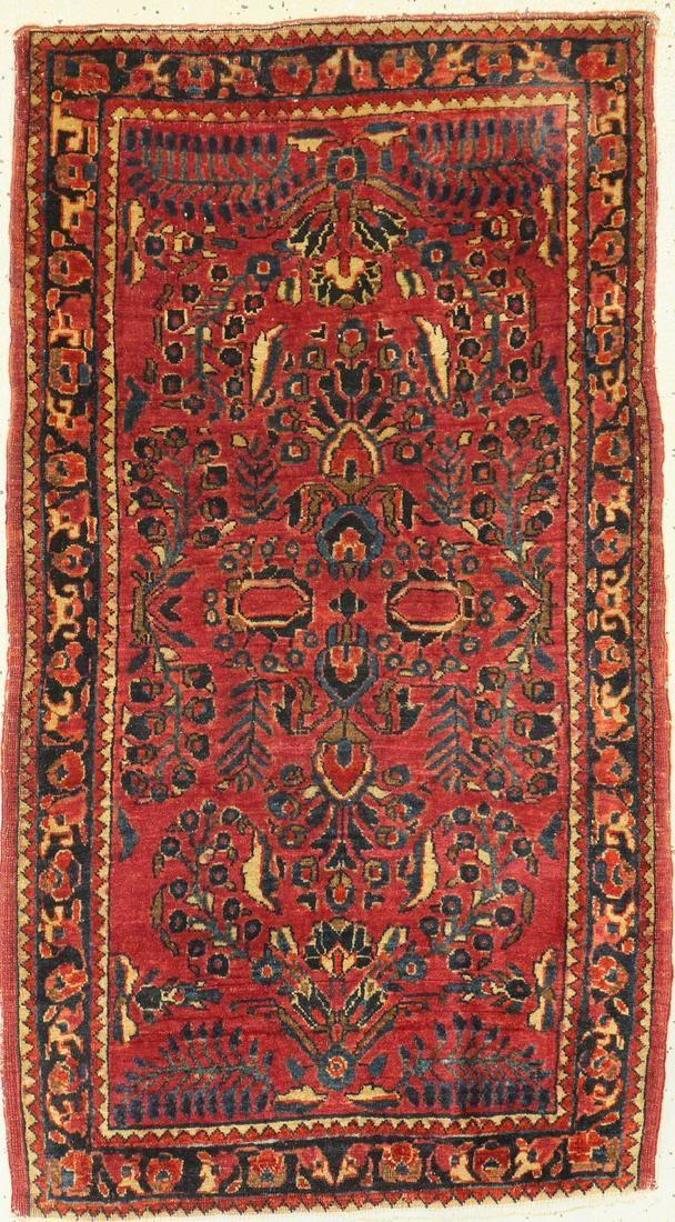 Saruk, Persia, circa 1920, wool on cotton, approx. 110